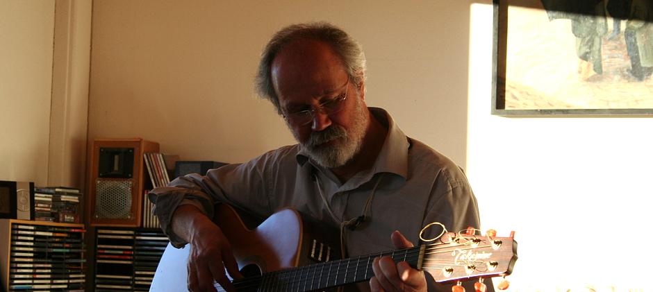 Wolfgang Fries, Folk Musik, Gitarre